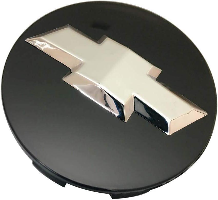 Silver 3.25 Chrome Center Cap Emblem for 18 20 22 Chevy Surburban Silverado Tahoe Avalanche Wheels 9596403 4 pcs Shenwinfy Wheel Center Hub Caps for 2005-2013 Chevrolet