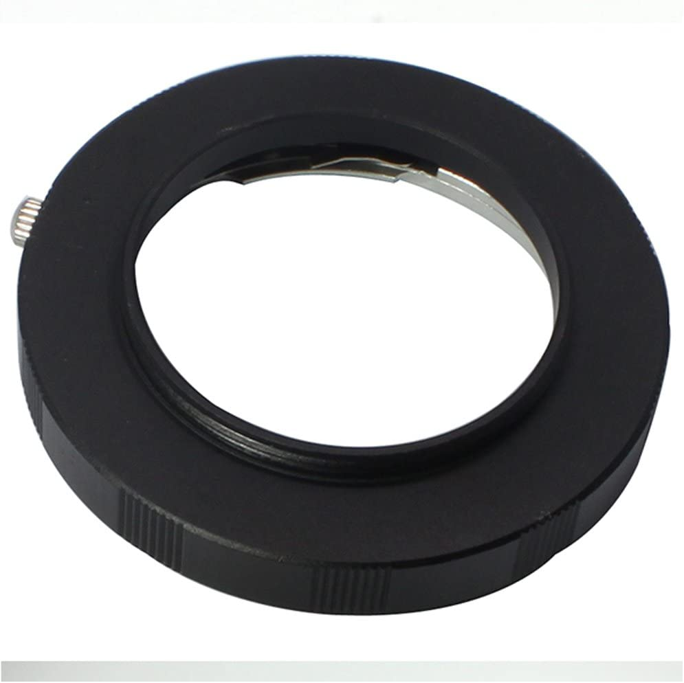 Pixco Macro Lens Adapter Suit for Nikon F Mount Lens to M42 Camera