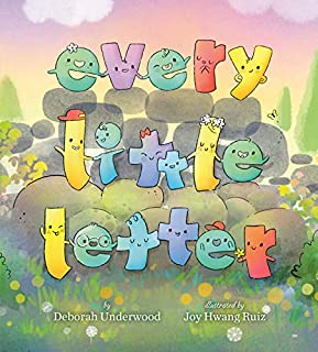 Book Cover: Every Little Letter