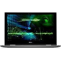 2017 Dell Business Flagship 15.6 FHD Touchscreen Laptop PC Intel i7-7500U Processor 16GB DDR4 RAM 1TB HDD AMD Radeon R7 Graphics Backlit-Keyboard DVD-RW HDMI 802.11AC Webcam Windows 10-Gray