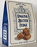Trader Joe's English Butter Fudge Made in England 5.3 Ounces