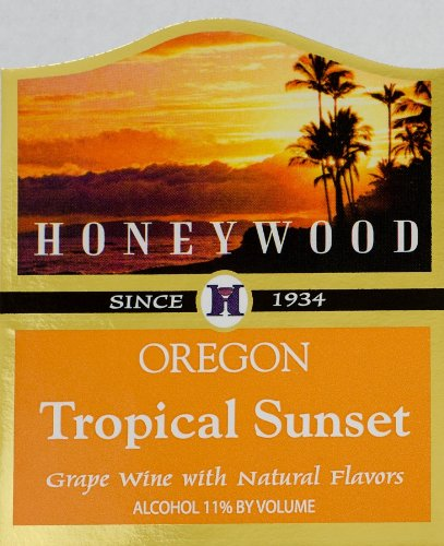 Honeywood Tropical Sunset