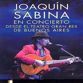 Amazon.com: El Concierto Desde El Teatro Gran Rex: Joaquin ...