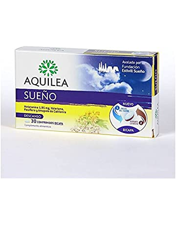 AQUILEA SUEÃOS 60 COMP MELATONINA 1.95MG