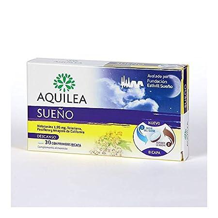 AQUILEA SUEÃOS 60 COMP MELATONINA 1.95MG: Amazon.es: Salud y cuidado personal