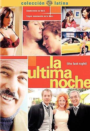 LA ULTIMA NOCHE (LAST NIGHT) DVD (P&S-1.33/ENG-SP SUB) (La Ultima Noche Movie)