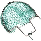 OKIl 20cm Heavy Duty Sparrow Pigeon Starling Humane Live Hunting Trap Bird Net