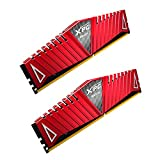 XPG Z1 DDR4 3000MHz (PC4 24000) 16GB (2x8GB) Memory Modules Red