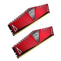 ADATA XPG Z1 DDR4 2400 MHz (PC4 19200) 16GB (2x8GB) Memory Modules, Red (AX4U240038G16-DRZ)