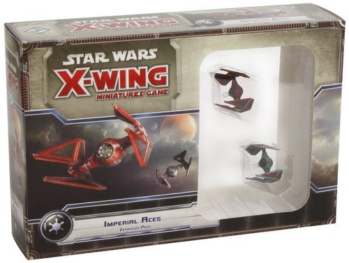 Fantasy Flight Games Star Wars X-Wing: Imperial Aces Expansion Pack