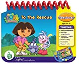 : LeapFrog My First LeapPad Educational Book: Dora The Explorer To the Rescue