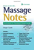 Massage Notes: A Pocket Guide to Assessment & Treatment (Fa Davis's Notes Book)