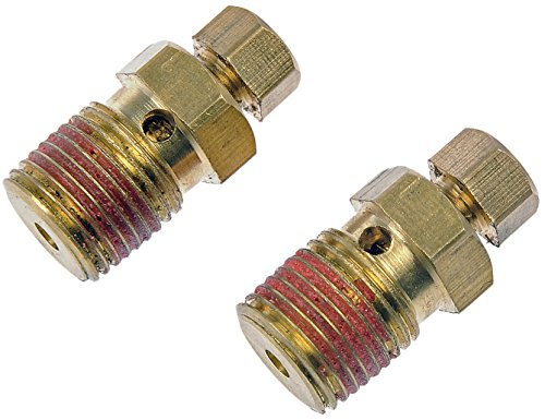 Dorman 902 112 Coolant Air Bleeder Screw  Pack Of 2