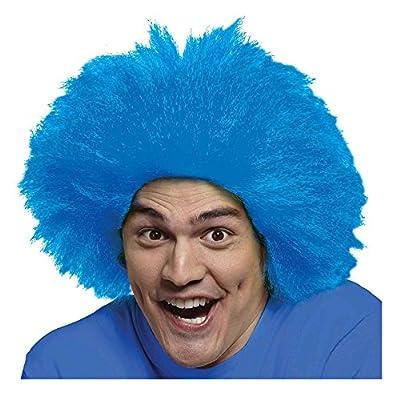 dolly2u Wig Fun Wig Blue