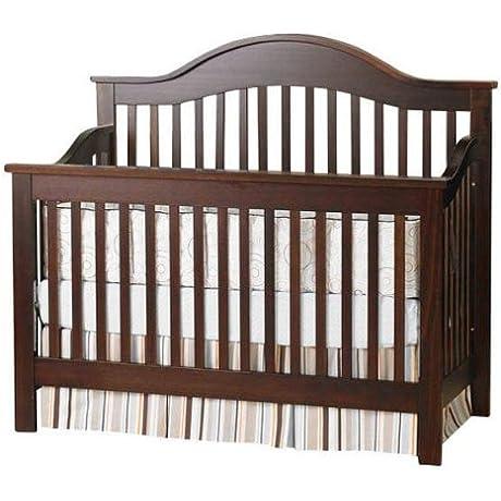 DaVinci Jayden Crib And Changer Set In Espresso