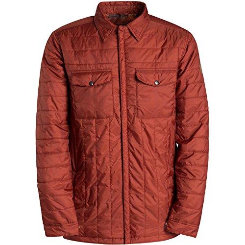 Billabong Men's Mitchell Insulator Snow Jacket, Ketchup, Medium
