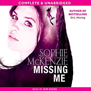 Missing, Me Audiobook