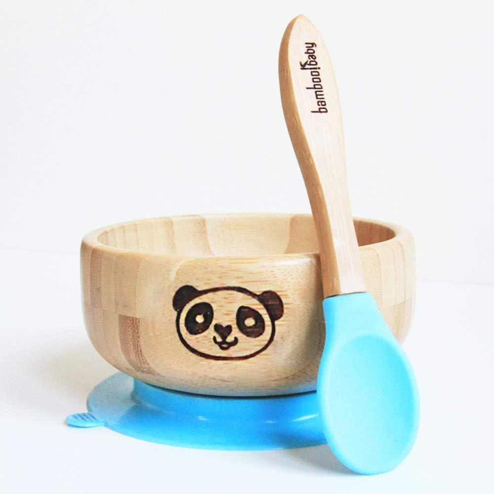 Juego de vajilla de bambú