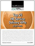 Top 25 HR Service Delivery KPIs Of 2011-2012, The KPI Institute, 1482549204