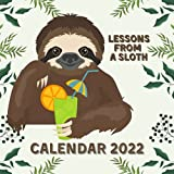 Lessons From a Sloth Calendar 2022: September 2021