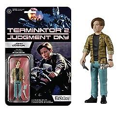 Funko ReAction: Terminator 2 - John Connor Action Figure