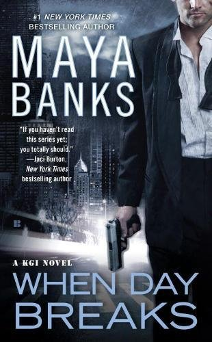 book cover of When Day Breaks