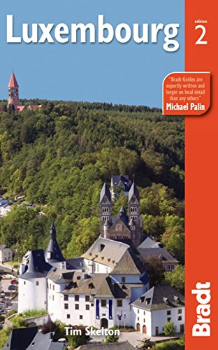 Luxembourg, 2nd (Bradt Travel Guide)