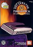 60 Hot Licks for Harmonica, Lonnie Joe Howell, 0786607793