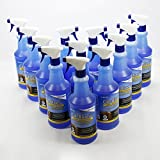 Nu-Calgon Cal Blue 4182-24 Mico Leak Detector 32 Ounce Spray Bottle 418224 12 Pack