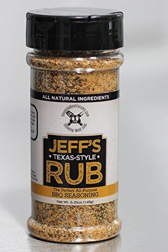 Jeff's Texas Style Rub by Thin Blue Foods, LLC