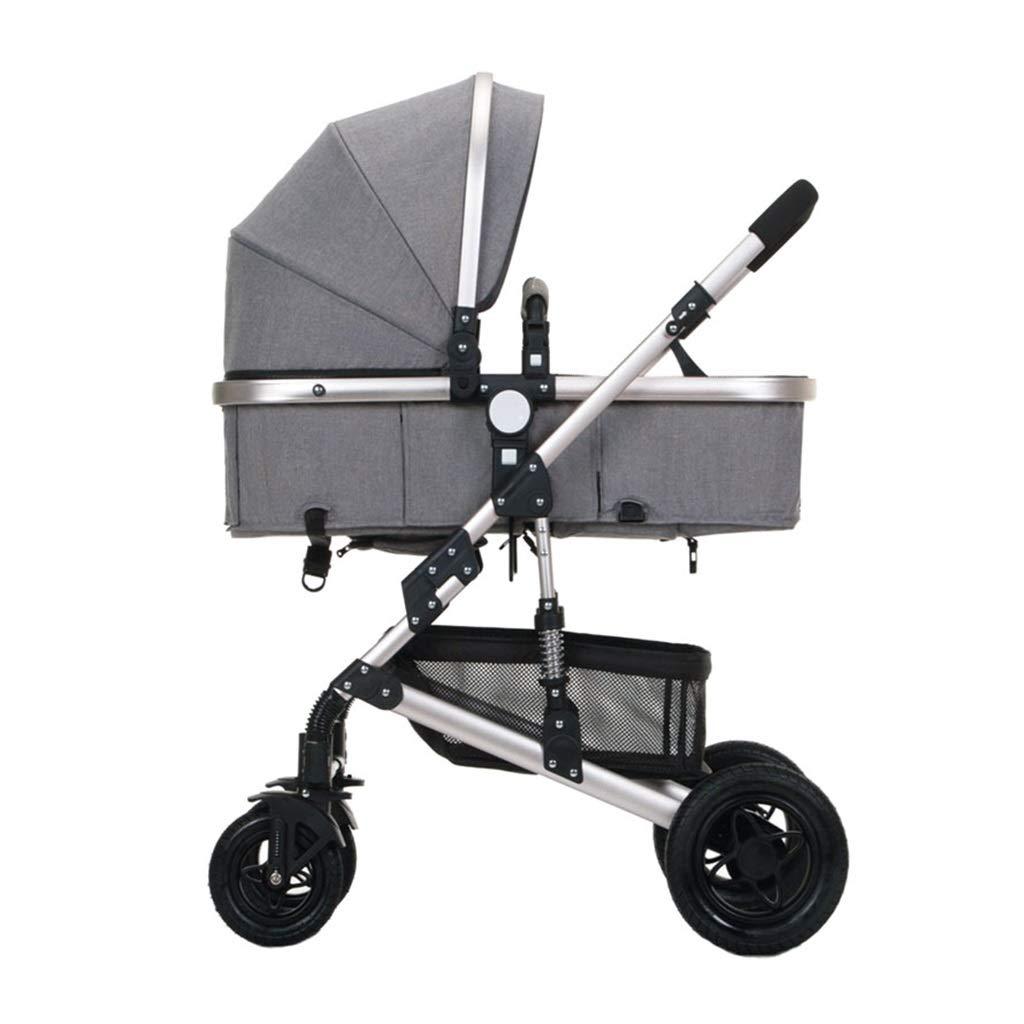Cochecito de bebé para 4 Estaciones Cochecito infantil ligero y ligero Sillón de viaje para niños pequeños   con sistema de seguridad de 5 puntos   4 ruedas a prueba de golpes   Asiento ajustable