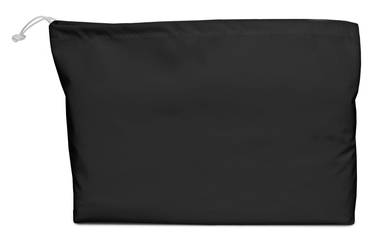 KoverRoos Weathermax 79550 Deep Highback Loveseat//Sofa Cover Black 60-Inch Width by 35-Inch Diameter by 35-Inch Height
