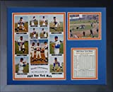 "Legends Never Die ""1969 New York Mets"" Framed Photo Collage, 11 x 14-Inch"