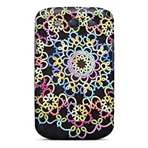 Excellent Hard Phone Cases For Samsung Galaxy S3 With Support Your Personal Customized Colorful Three Days Grace Pattern RichardBingley