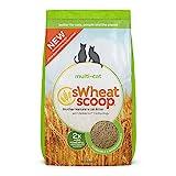 Swheat Scoop Multi Cat Natural Wheat Cat Litter 40-lb bag