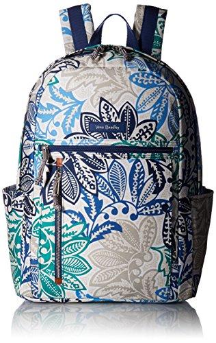 Vera Bradley Women's Small Backpack, Santiago