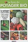 Le livre du potager bio par Maucotel