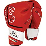 Rival High Performance Pro Sparring Gloves - 16 oz - Red