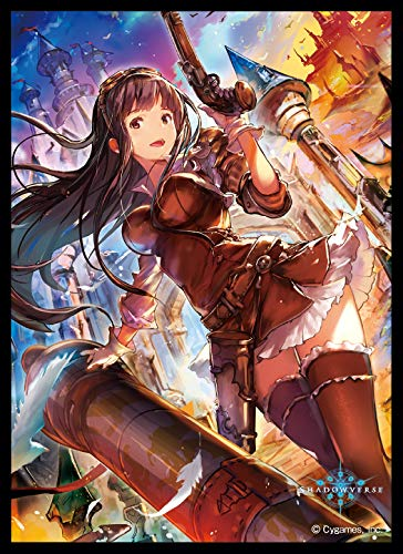 Amazoncom Shadowverse Jessica Cheerful Cannoneer Card Game