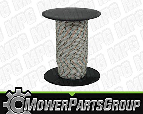 MowerPartsGroup D189 200' Spool #3 1/2 Diamond Braid Commercial Starter Rope #3 1/2 200 ft