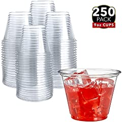 A great addition to your kitchen, concession stand, fast food restaurant, or to-go establishment, you can't go wrong with this DRINKET PET plastic cup. Drinket plastic squat cold cup is perfect for serving refreshing drinks and cool cocktails...