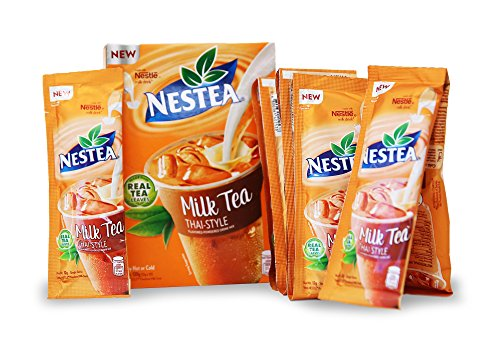 Winter Melon Milk Tea Nestea Flavored Powder Mix Delicious