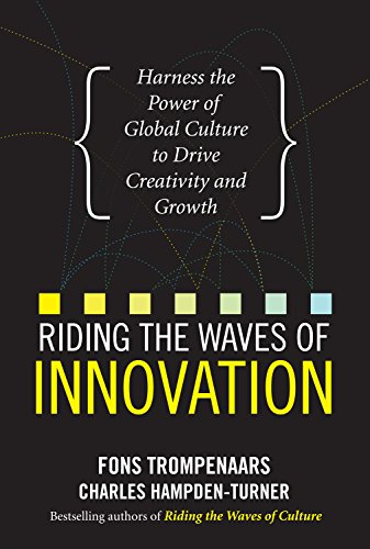 Riding the Waves of Innovation: Harness the Power of Global Culture to Drive Creativity and Growth (Illusion Harness)