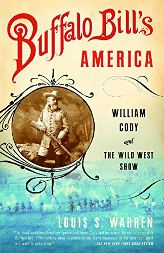 Wild Sales Buffalo - Buffalo Bill's America: William Cody and The Wild West Show