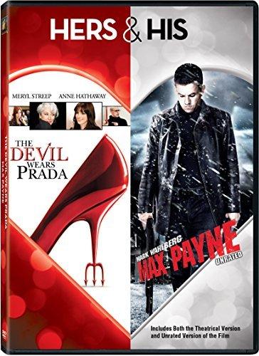 Devil Wears Prada / Max Payne [DVD] [Region 1] [US Import] - Prada Online Us