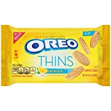 Oreo Golden Thins With Lemon Cream, 10.1 Ounce (Pack Of 3)