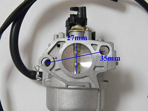 hipa-carburetor-with-solenoid-and-hose-tube-for-honda-gx390-13hp-generator