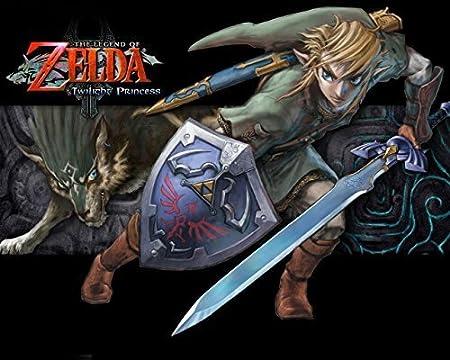 Legend Of Zelda Twilight Princess Comestible Decoración Para ...