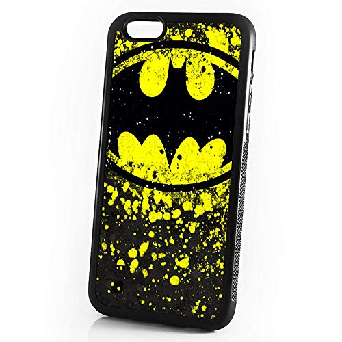 (for iPhone 8 Plus/iPhone 7 Plus) Durable Protective Soft Back Case Phone Cover - HOT30388 Superhero Batman