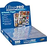 20 X A4 Sleeves For Pokemon & Yugioh Trading Cards by Ultra Pro